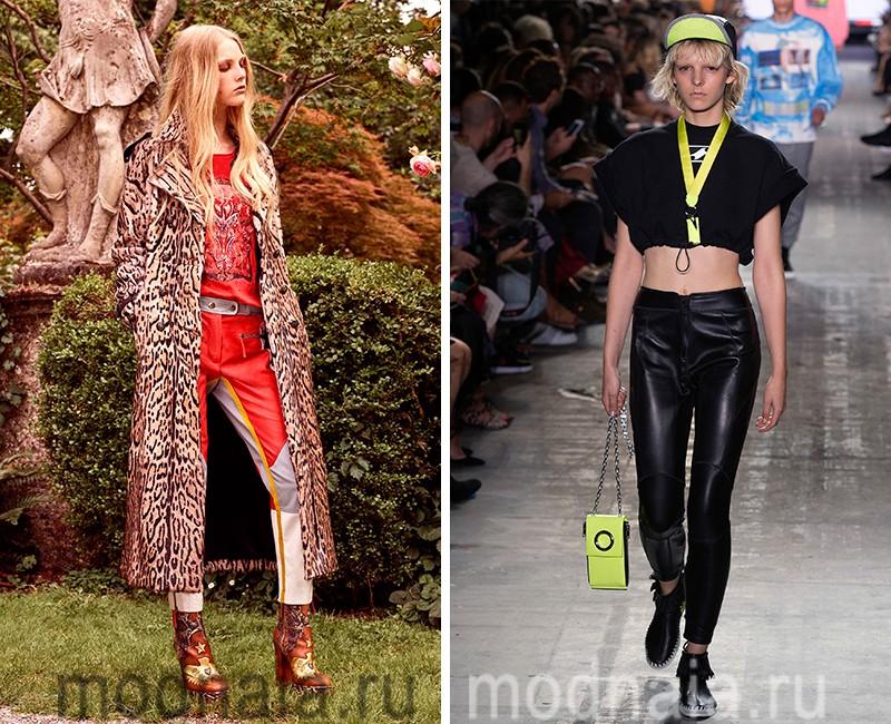 Модные брюки весна 2017 женские доставка