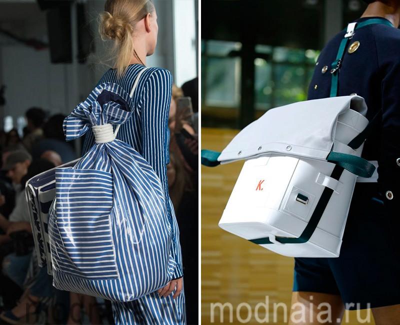 модные сумки весна лето 2017