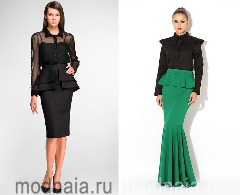 юбки 2017 года модные тенденции фото