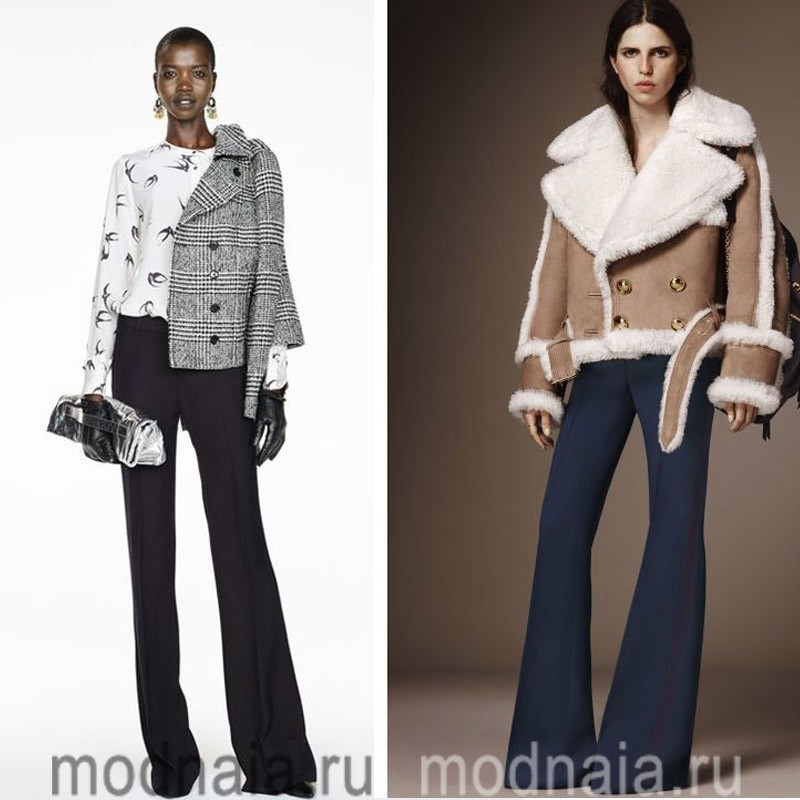 мода весна 2017