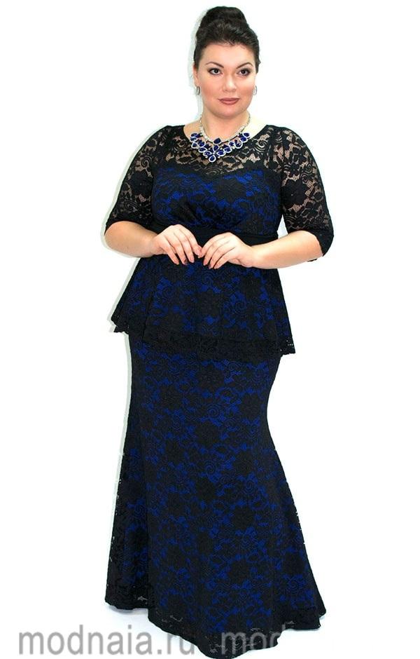 MODS Shop— большие платья больших размеров