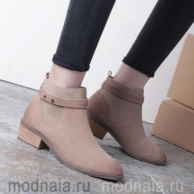 Tренды модной обуви 2018 года