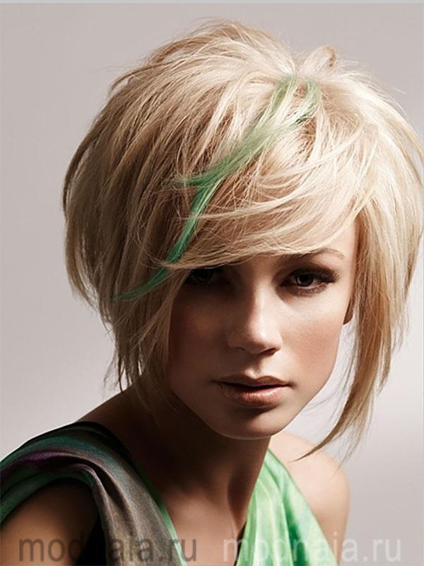 модные стрижки в 2019 году на средние волосы